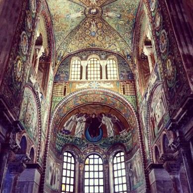 Mosaics of the Church of San Vitale