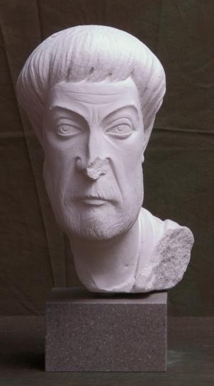 Eutropius, top minister of Arcadius