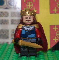 Latin emperor Baldwin II of Constantinople (r. 1228-1261)