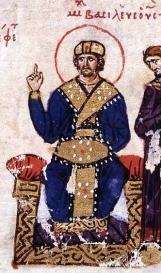 Emperor Michael III (r. 842-867)