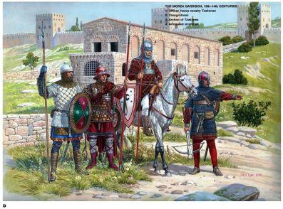 Andronikos III's army invades Epirus, 1337