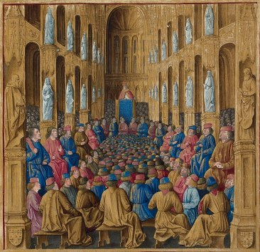Council of Clermont, 1095