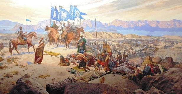 Aftermath of Manzikert, 1071
