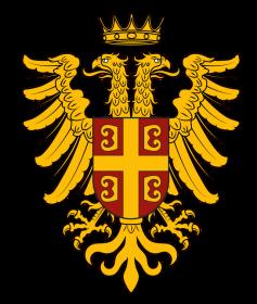 Palaiologos family coat of arms