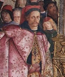 Andreas Palaiologos, imperial claimant and son of Thomas Palaiologos