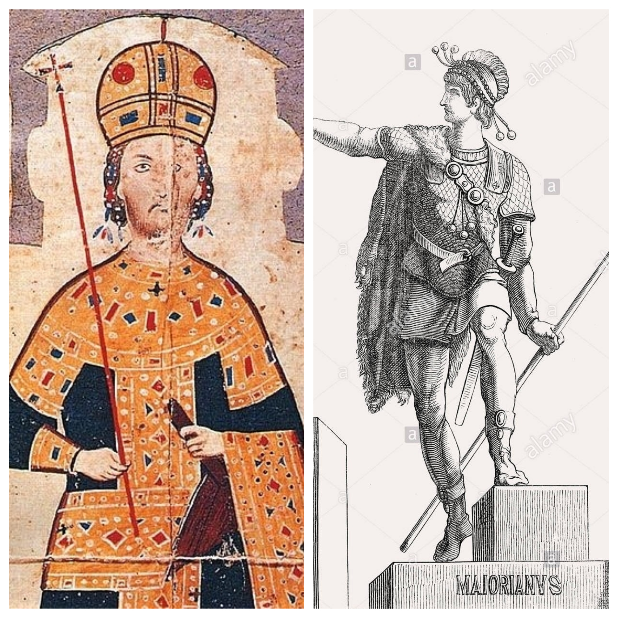 Andronikos III- Majorian