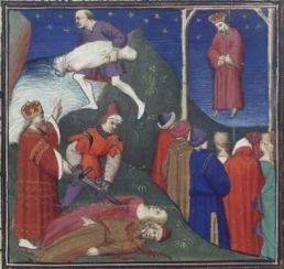 Andronikos I's massacre of the Latins, 1182