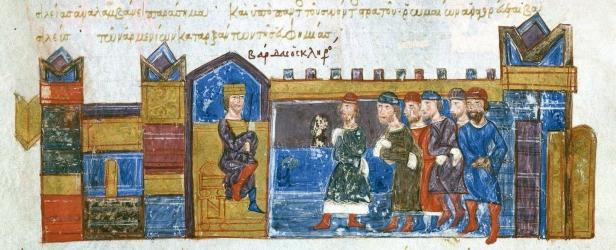 Rebellion of Bardas Skleros