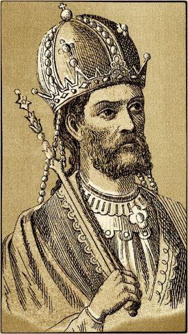 Emperor Constantine VIII of Byzantium (r. 1025-1028)