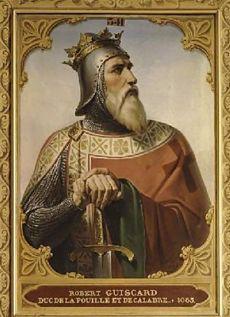 Robert Guiscard, Norman Duke of Sicily (r. 1059-1085)