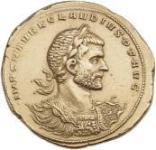 Emperor Claudius II Gothicus coin
