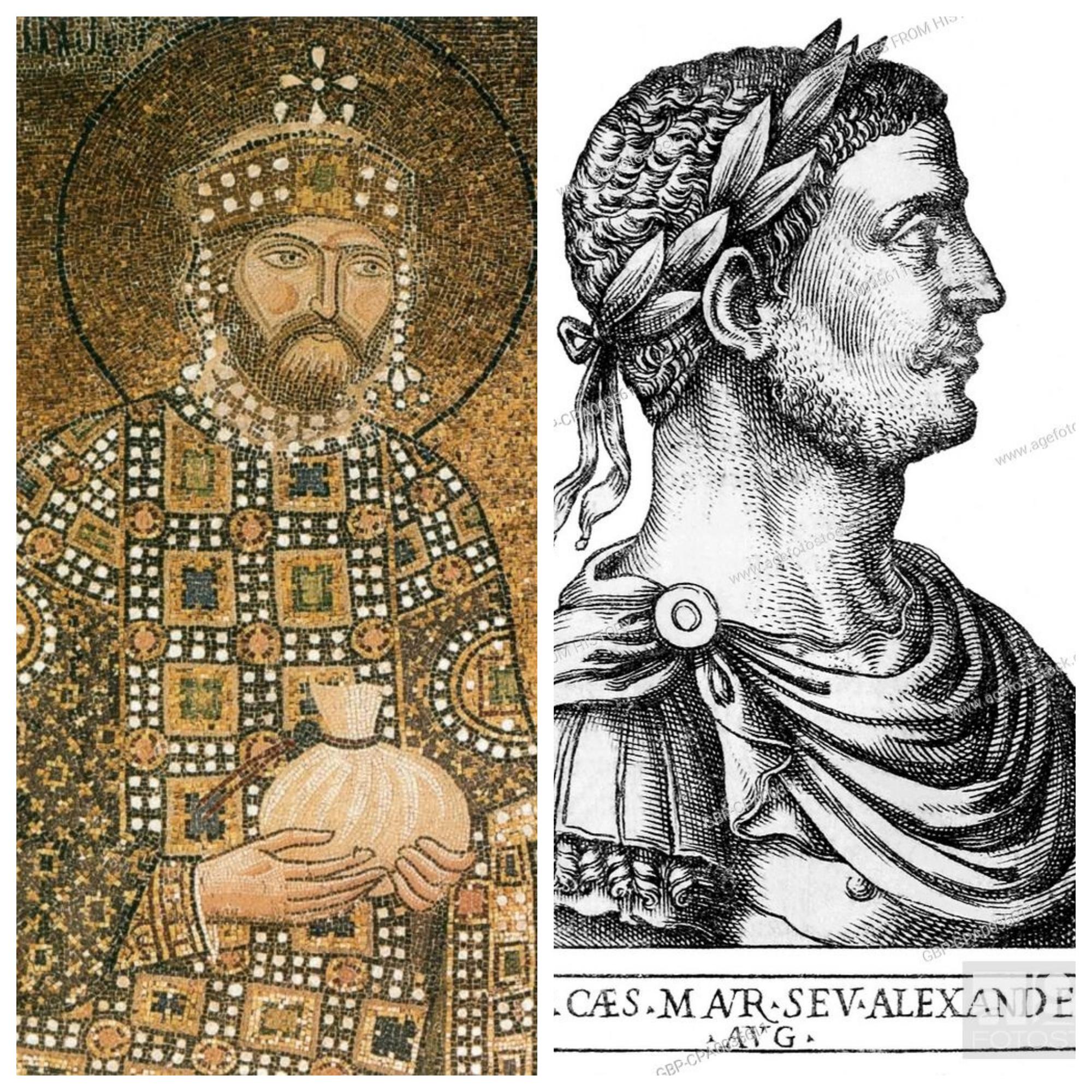 Constantine IX- Severus Alexander
