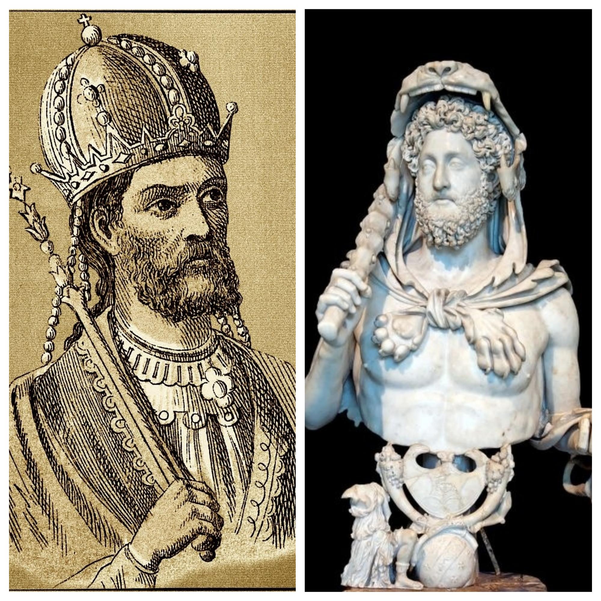 Constantine VIII- Commodus