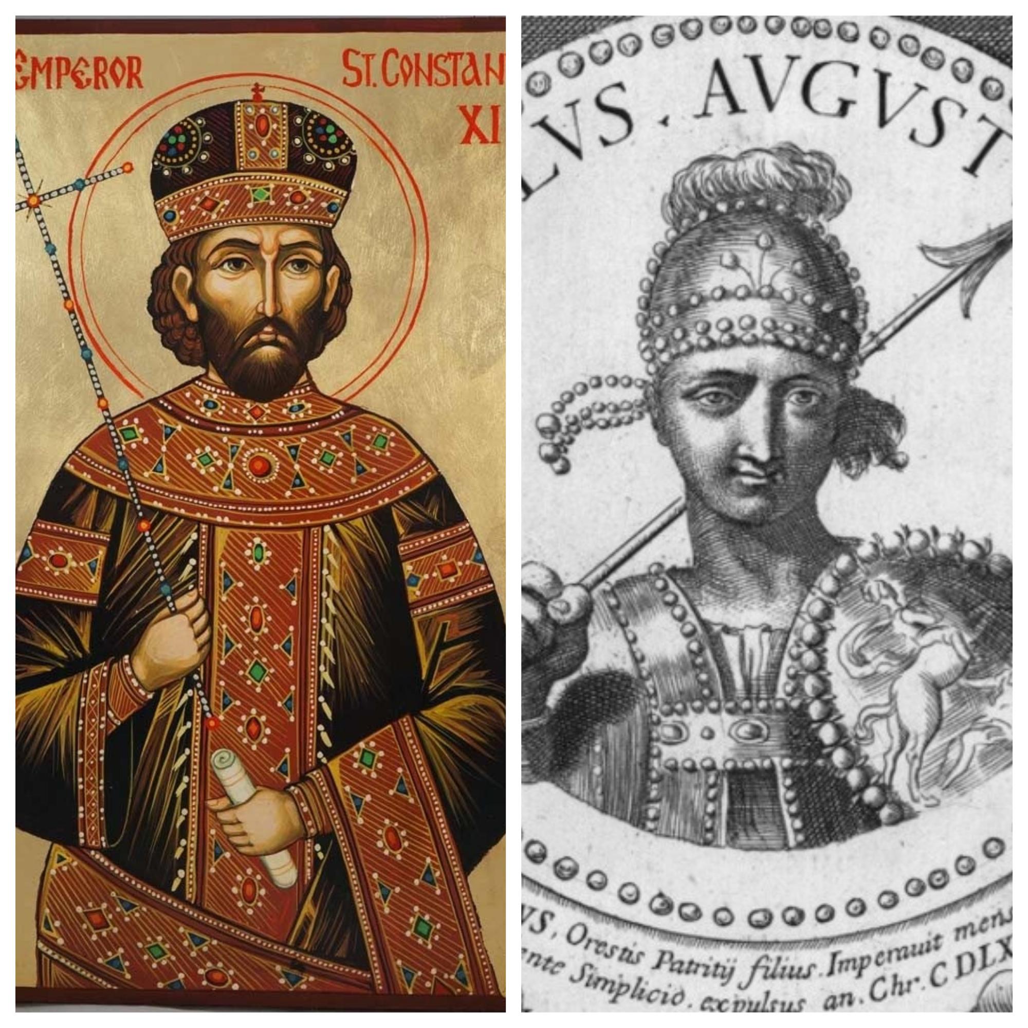 Constantine XI- Romulus
