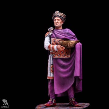 Emperor Justinian I the Great action figure