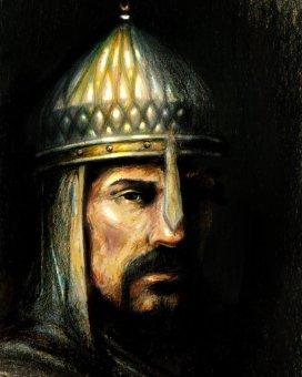 Seljuk sultan Alp Arslan (r. 1063-1072)