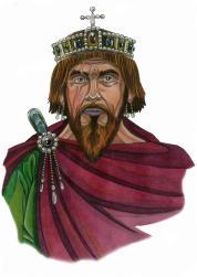 Emperor Phocas of Byzantium (r. 602-610)