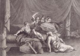 Murder of Severus Alexander and his mother by the army, 235