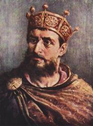 Emperor Romanos II of Byzantium (r. 959-963)