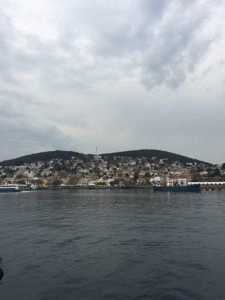 Princes' Islands in the Marmara Sea