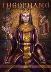 Theophano: A Byzantine Tale graphic novel by Spyros Theocharis