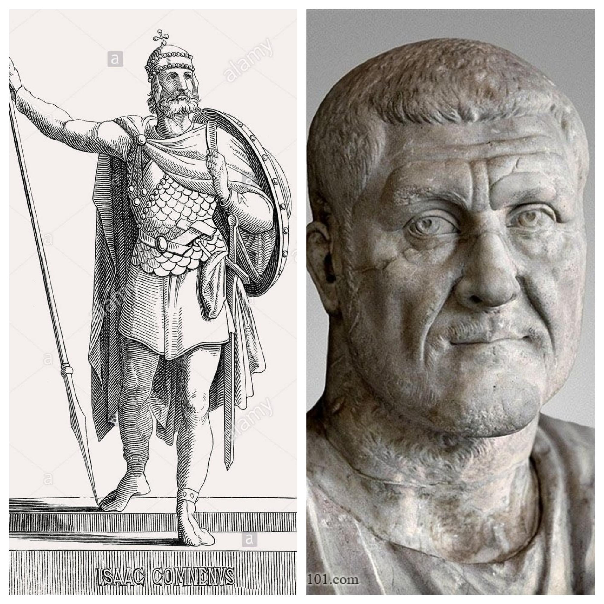 Isaac I- Maximinus