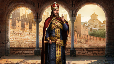 Stefan IV Dusan, Emperor of Serbia (r. 1346-1355), previously King of Serbia