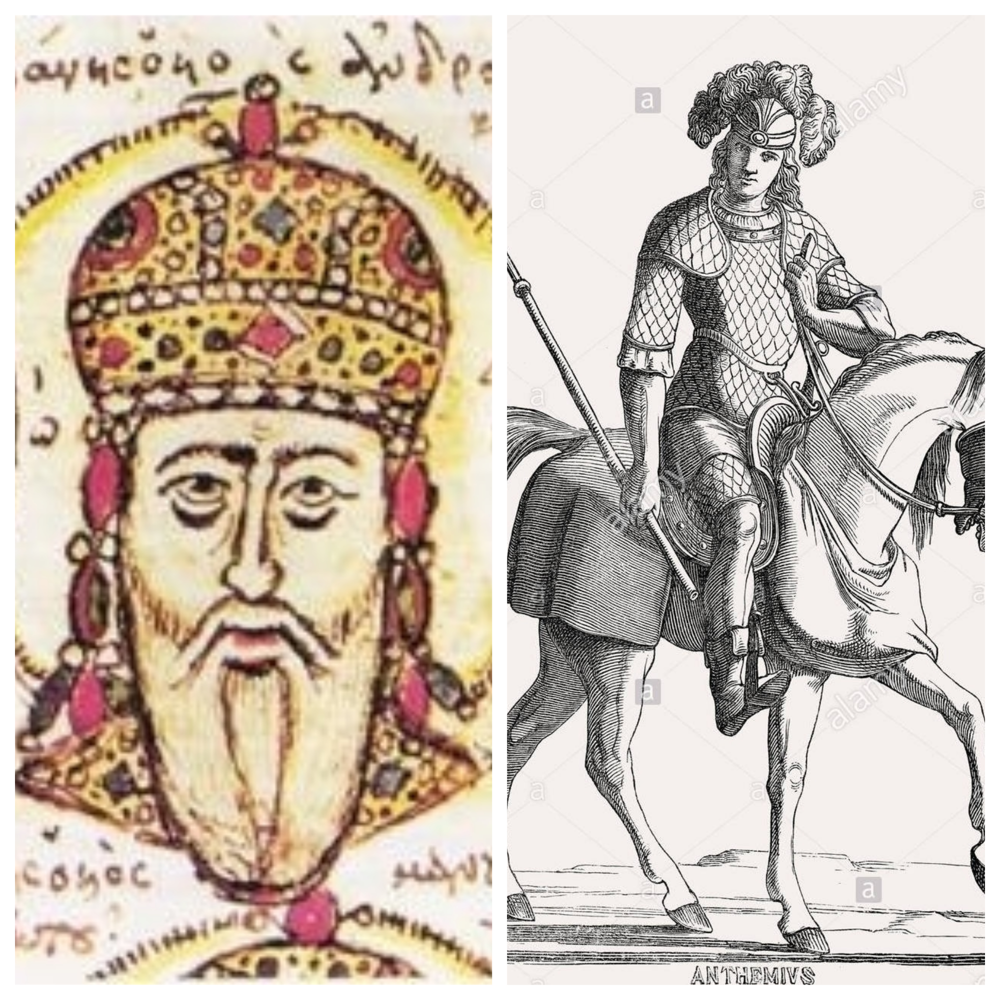 John V- Anthemius