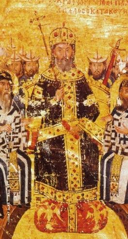 Emperor John VI Kantakouzenos (r. 1347-1354)