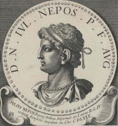 Julius Nepos, Western Roman emperor (r. 474-475)