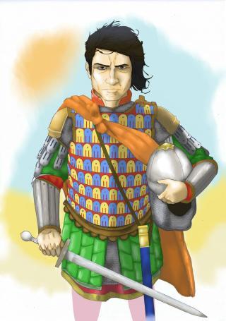 Theodore Komnenos Doukas Angelos, Despot of Epirus (1215-1230), Emperor of Thessaloniki (1224-1230)
