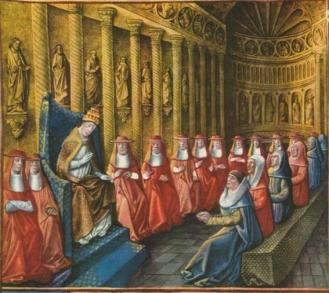 Church Union at the 1274 Council of Lyon