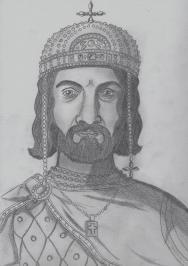 Emperor Manuel I Komnenos of Byzantium (r. 1143-1180)