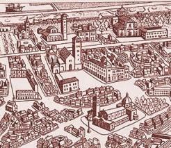 Ravenna, capital of the Western Roman Empire since 402