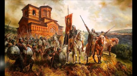Bulgaria declares independence from Byzantium, 1185
