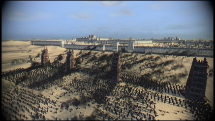 Saladin's forces capture Crusader held Jerusalem, 1187