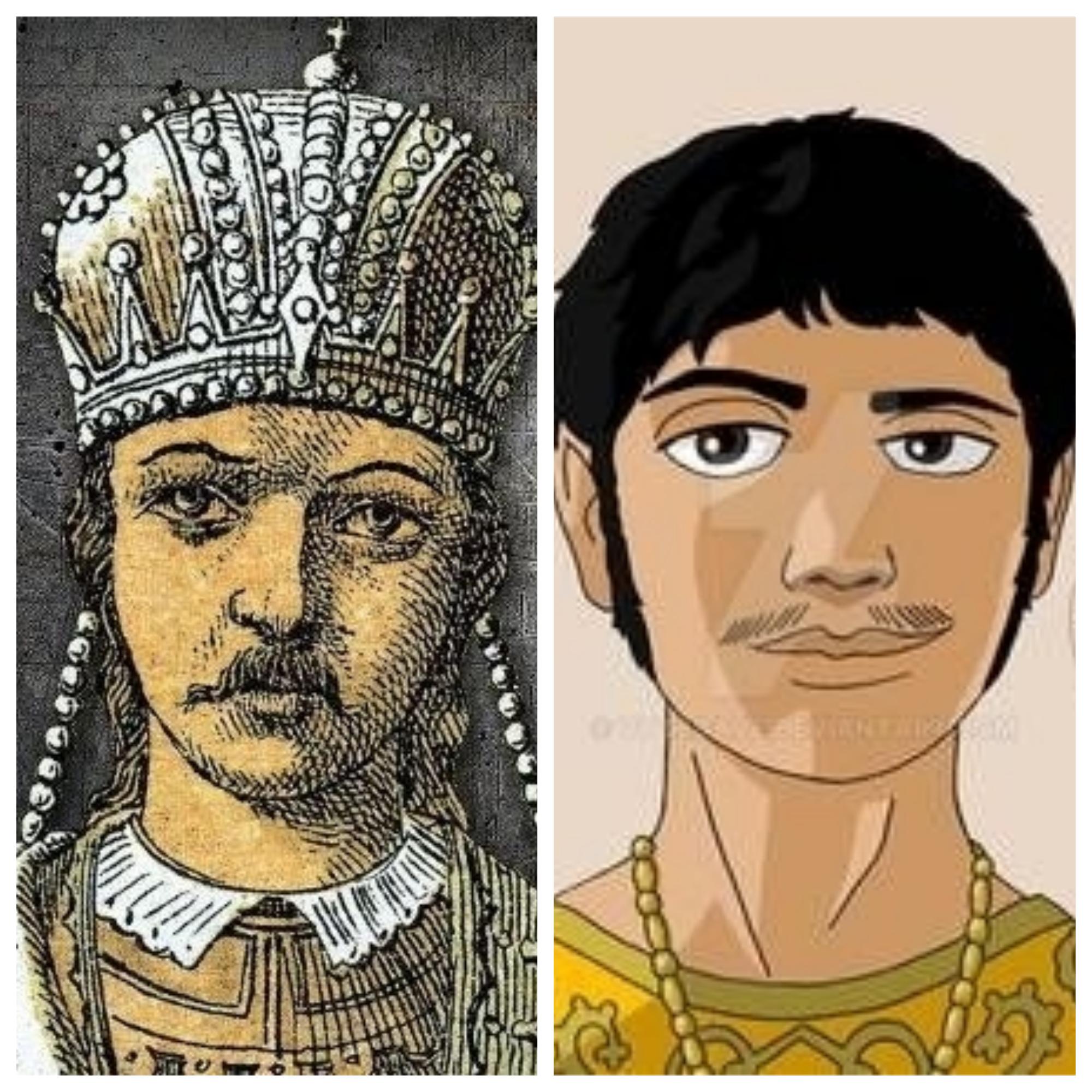 Michael V- Elagabalus