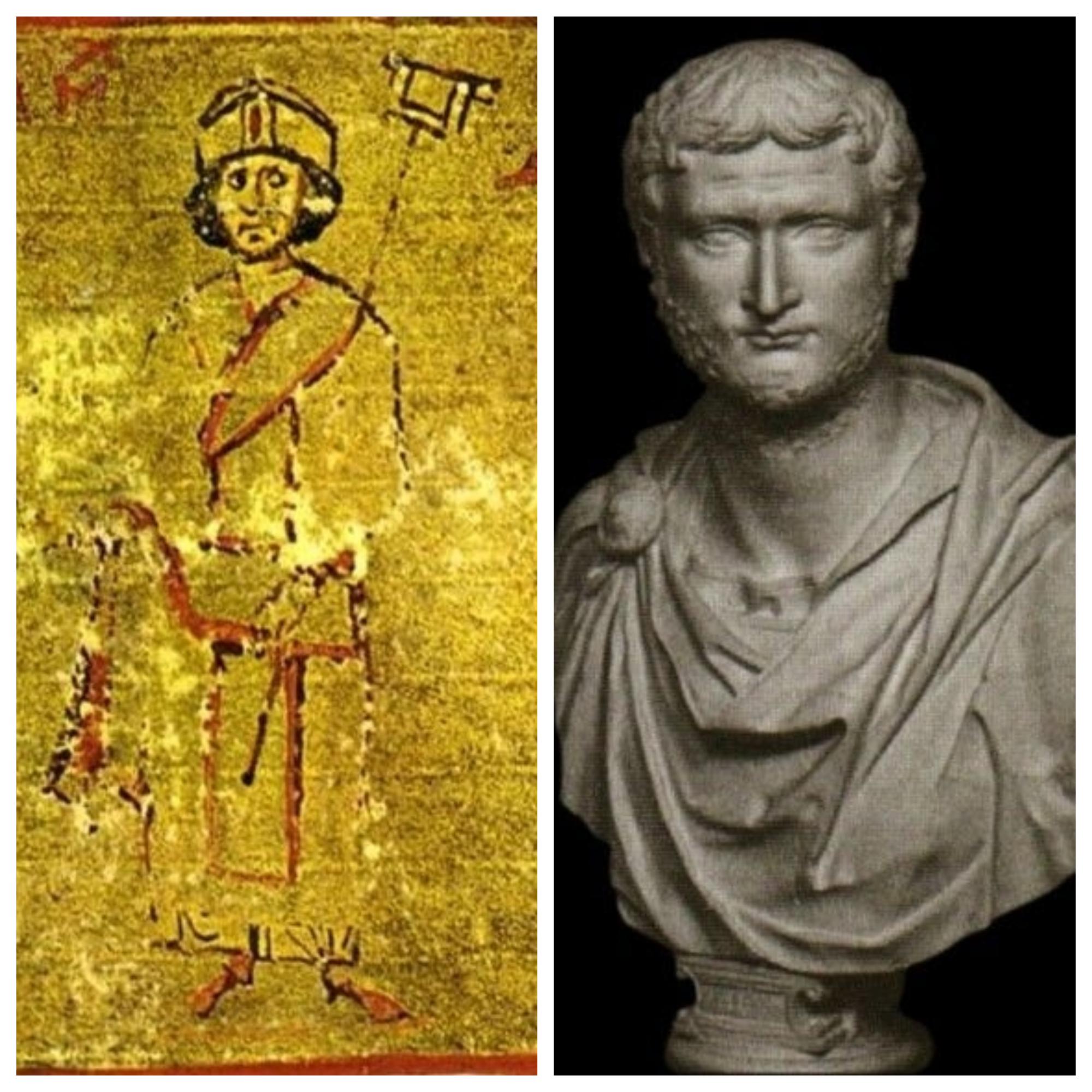 Michael VII- Gallienus