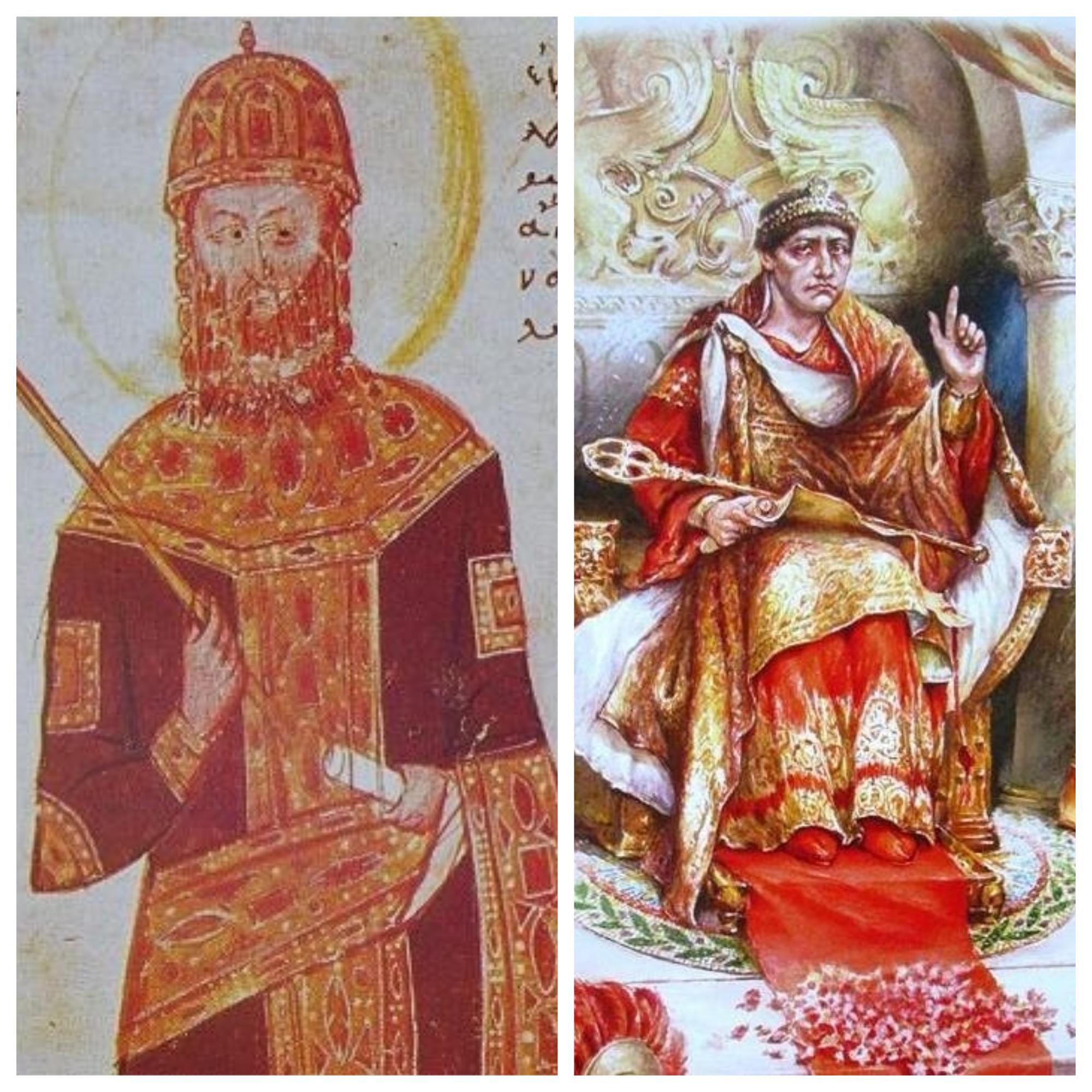 Michael VIII- Theodosius I