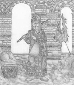 Michael VIII Palaiologos recaptures Constantinople from the Latins, 1261