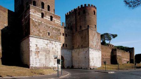 Aurelian's Walls, Rome
