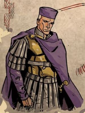 Orestes, Magister Militum and father of Romulus Augustus