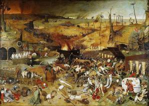 Black Death in Byzantium, 1347