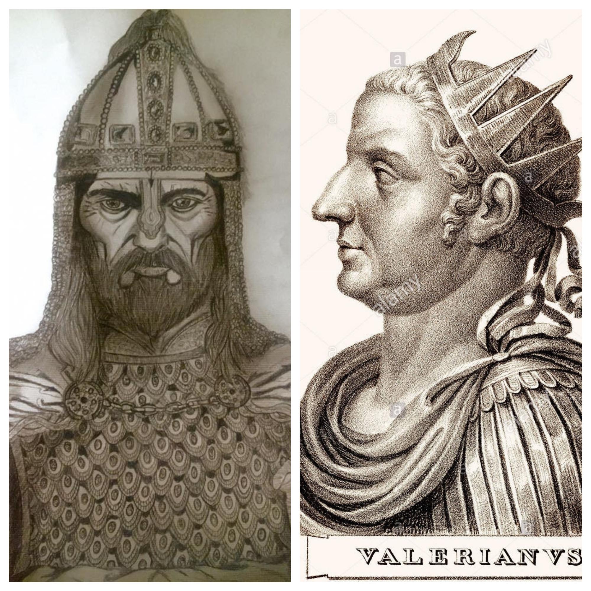 Romanos IV- Valerian