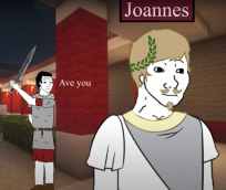Emperor Joannes of the west (r. 423-425)