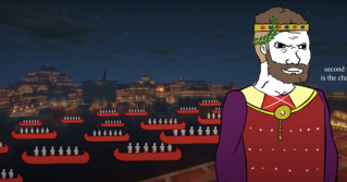 Leo I constructs his fleet in Constantinople to invade Vandal North Africa, 468 (by Dovahhatty)