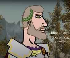Emperor Majorian (r. 457-461)