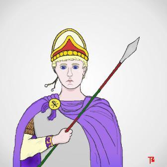 Julius Valerius Majorian, the last great western emperor