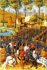 The 2nd Crusade, 1147