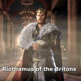 King Riothamus of the Britons